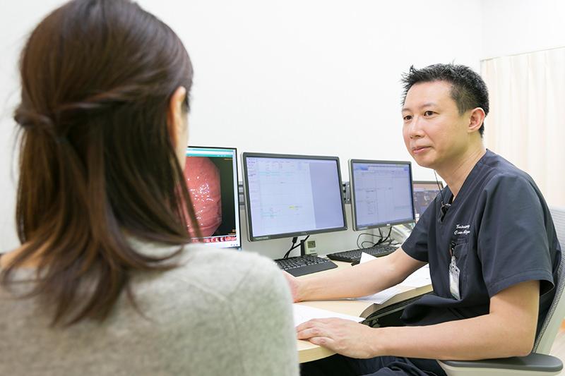 40歳を過ぎたら年1回の大腸内視鏡検査をおすすめします